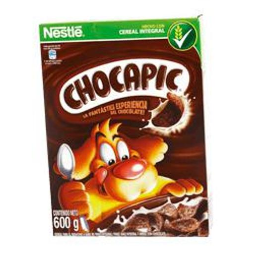 [000000024490] CEREAL CHOCAPIC 600GRS X 16
