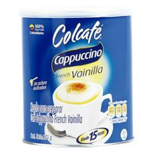 CAFE COLCAFE CAPPUCCINO VAINILLA 270G X 12U