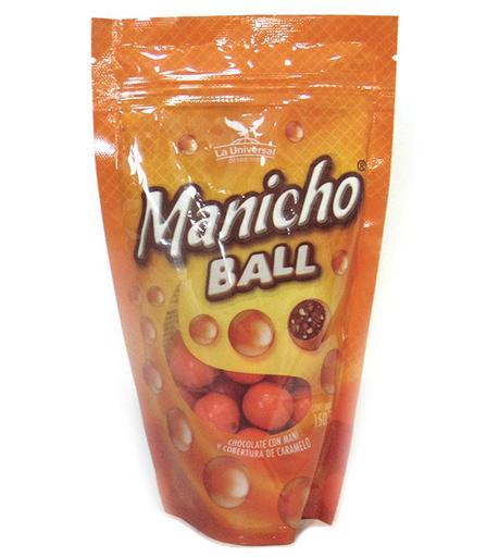 CHOCOLATE MANICHO BALL 150GR 24UN