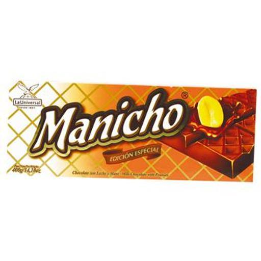 [000000005970] CHOCOLATE MANICHO EDI ESP 400GR X 12