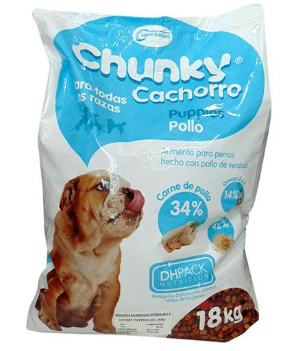 CHUNKY PUPPIES 18KG