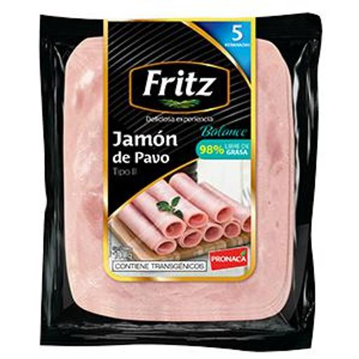 JAMON FRITZ PAVO 100GRS