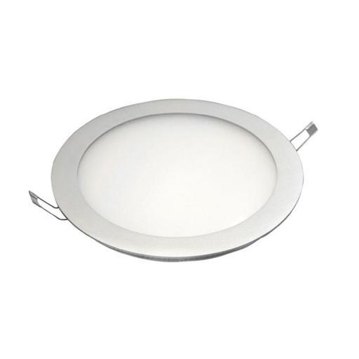 [4R9205X] PANEL REDONDO LED 90LMW 6500K 12W EMPOTRABLE