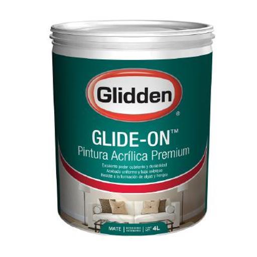 [550675803] GLIDE-ON ACRILICA MATE DEEP 1 LT