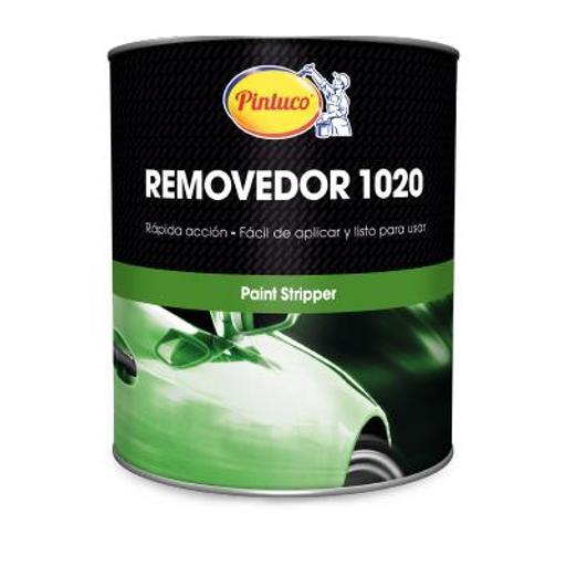 [5610210007] REMOVEDOR DE PINTURAS 120101 1/4 GL