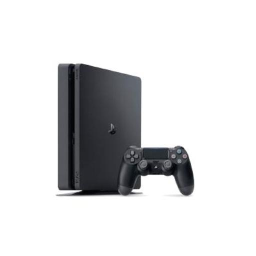 [255975] SONY CONSOLA PLAYSTATION 4 SLIM, 1TB, WiFi, NEGRO