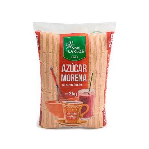AZUCAR SAN CARLOS MORENA 2Kg