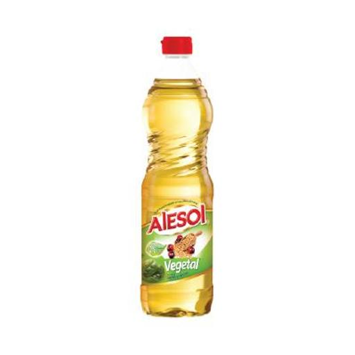ACEITE ALESOL NATURAL BOTELLA 390 ML